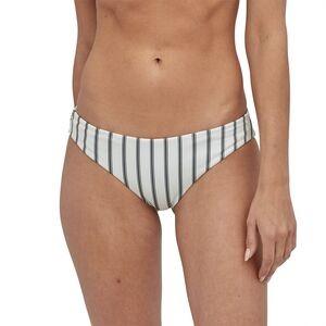 Reversible Seaside Cove Bikini Bottom - Womens