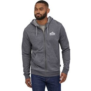 Fitz Roy Scope French Terry Full-Zip Hooded Jacket - Mens