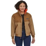 Shelled Synchilla Jacket - Womens