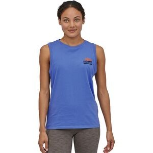 Stop the Rise Organic Muscle Tank Top - Womens