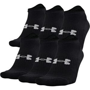 Training Cotton No-Show Sock - 6-Pack
