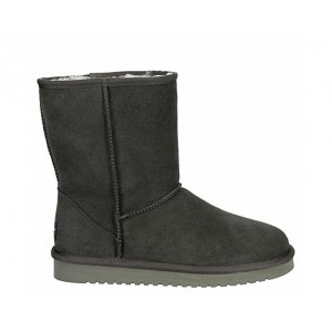 Koolaburra By Ugg Womens Koola Short Fur Boot - Grey