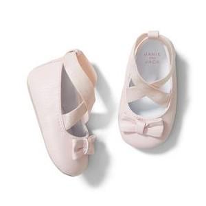 Ballet Crib Shoe