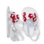 Baby Flower Crib Sandals