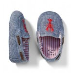 Baby Lobster Crib Shoe