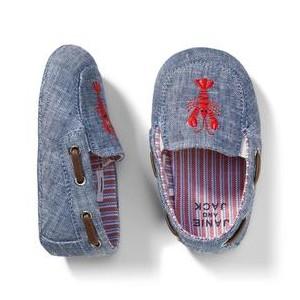 Baby Lobster Crib Shoe