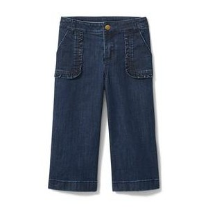 Wide Leg Jean In Atlantic Wash