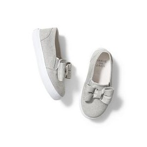 Sparkle Bow Sneaker