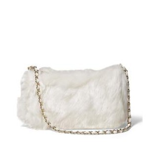 Rachel Zoe Faux Fur Purse