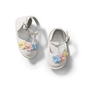Baby Flower Shoe