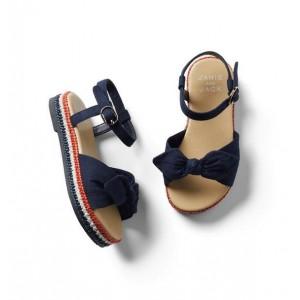 Bow Espadrille Sandal