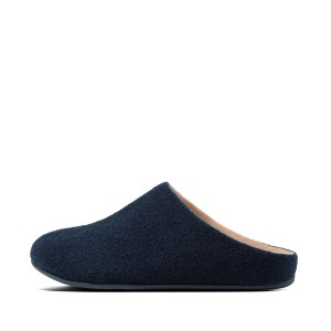 Womens CHRISSIE Textile Slippers