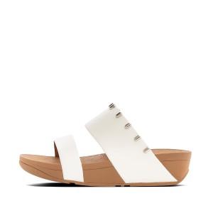Womens Dinah Leather Slides