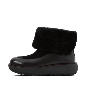 Womens Hydie Suede Ankle-Boots