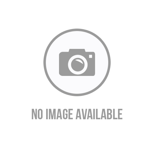 RUFFLE CAP SLEEVE FIT-AND-FLARE DRESS