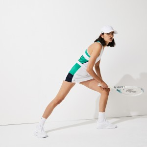 Women's SPORT Breathable Stretch Tennis Skirt