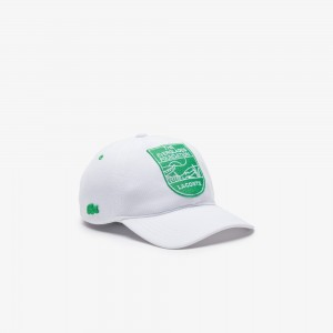 Men's Lacoste & The Everglades Foundation Co-Branded Cap