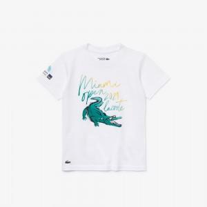 Boys' SPORT Miami Open Edition Flag Print T-shirt