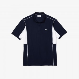 Men's Relaxed Fit Ultra-Light Bicolor Polo