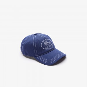 Men's Embroidered Logo Cap