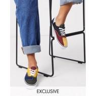 Vans Era patchwork sneakers in multi exclusive at ASOS