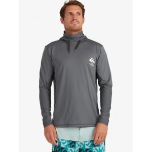 Waterman Angler Hooded Long Sleeve UPF 50 Surf T-Shirt 194476835911