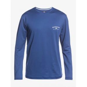 Waterman Gut Check Long Sleeve UPF 50 Surf T-Shirt 194476150236