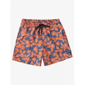 """D Water Floral Volley 17"""" Boardshorts 194476738717"""