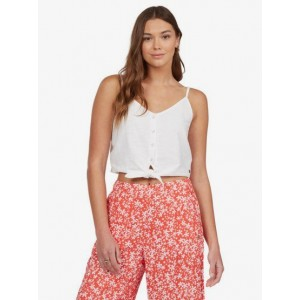 Tiny Mutinies Cropped Strappy Top