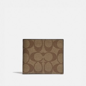 Id Billfold Wallet In Signature Canvas