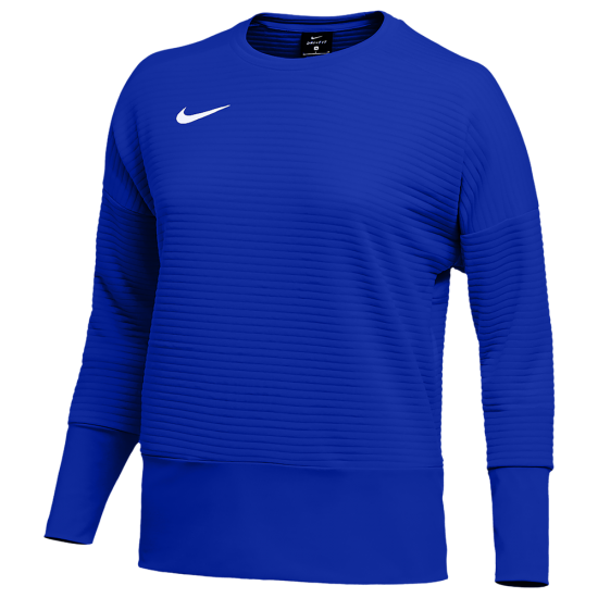 Nike Team Authentic Dry Crew Top - Womens