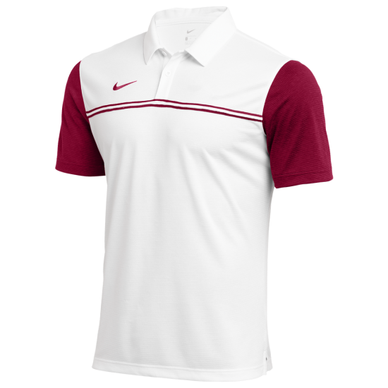 Nike Team Authentic Block Polo - Mens