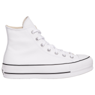 Converse All Star Platform Hi Leather - Womens