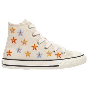 Converse All Star HI Spring Flowers - Girls Grade School
