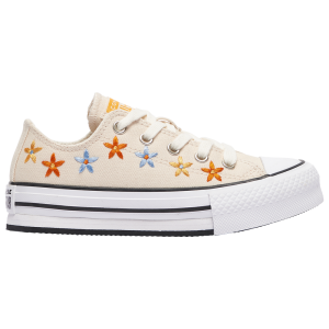 Converse All Star Spring LO Flowers - Girls Grade School
