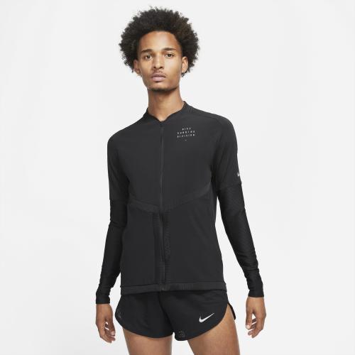 Nike Dri-Fit Run Division Element Full Zip - Mens