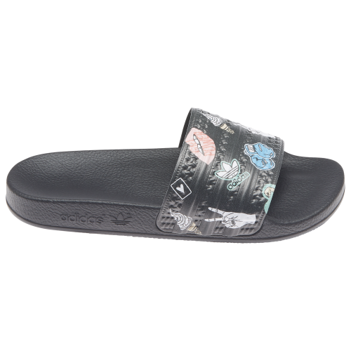 adidas Adilette Slide - Girls Grade School