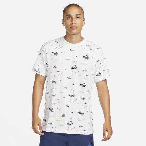 Nike Swoosh 50 T-Shirt - Mens