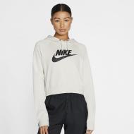 Nike Essential Crop Hoodie - Womens