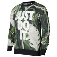 Nike JDI Floral Crew - Mens