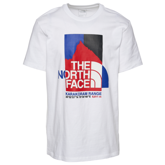 The North Face K2RM Graphic T-Shirt - Mens