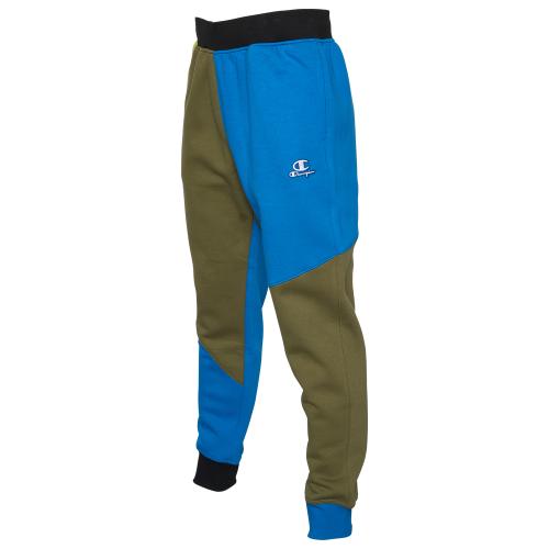 Champion Patchwork Classic Fleece Pants - Mens