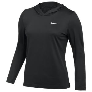 Nike Team Hyper Dry L/S Hoodie - Womens