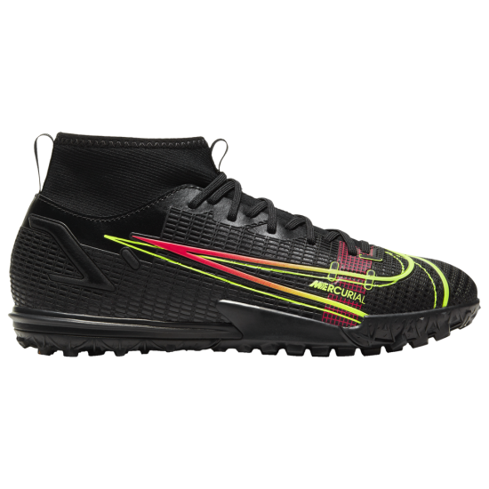Nike Superfly 8 Academy TF - Boys Grade School