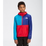 Youth Novelty Flurry Wind Hoodie