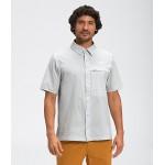 Mens First Trail Upf Short Sleeve Shirt