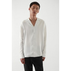 RELAXED-FIT LONG-SLEEVE SHIRT