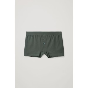COTTON-JERSEY BOXER BRIEFS