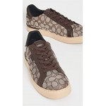 Lowline Signature Low Top Sneakers