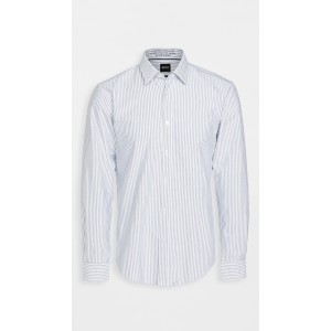 Giamma Recycled Cotton Oxford Shirt